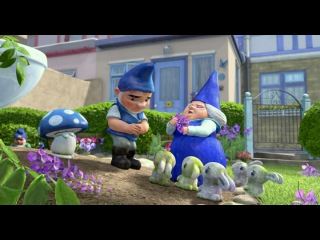 ������ � ��������� / Gnomeo & Juliet (2011/HDRip)