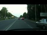 г.Чехов , Московское шоссе в сторону дома-Серые будни))